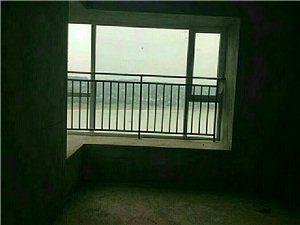江语长滩美岸最大户型4室2厅2,转角飘窗大阳台