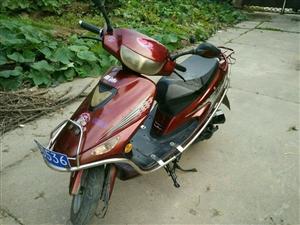 雅迪踏板摩托车