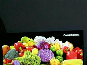 TCL55寸液晶电视8~9成新,闲置处理...