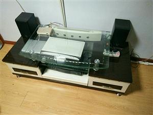 电视柜,9.5新,买了不到一年,300需...