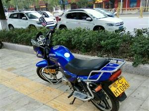 建设雅马哈125摩托车   有牌照 所有...