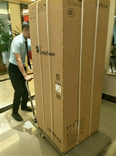 小天鹅BCD-175L冰箱,全新未拆箱。...