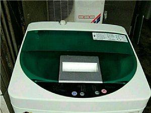 海尔6公斤全自动洗衣机9成新