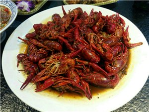 即食调味小龙虾