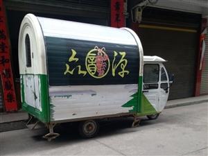 【转让】 美食电动餐车转让,有做小吃意...