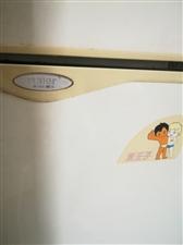 海尔双王子冰箱,正在用的,150元。自提...