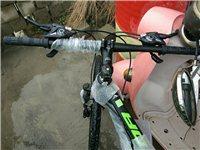 全新山地自行车出售。。才买来骑两三天便宜...