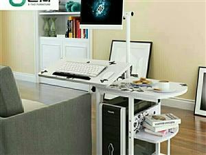 悬挂式懒人台式机床上电脑桌。出售,以安装好。电话15354572142 史先生