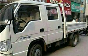 双排座小货车带牌卖车
