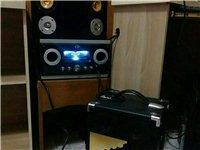 2套音響設備