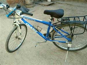 出售捷安特ATX660自行车21速,v刹...