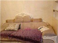 沙发8成新15年买的房子太小沙发大了所以...