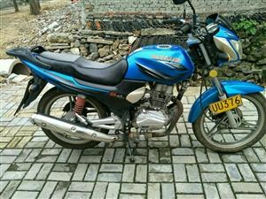 大阳鹰豹125摩托车出售  已销户