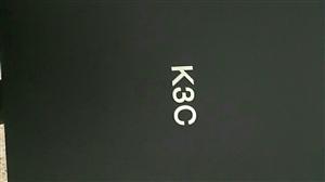 全新未使用,京东9月首发版本,已下车k3...