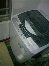 十月份刚到的全新全自动洗衣机,没用多久,...