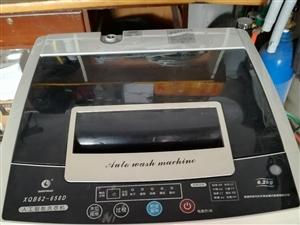 金沙国际网上娱乐一台8.5成新,小天鹅波轮全自动洗衣机!容量6.2kg.