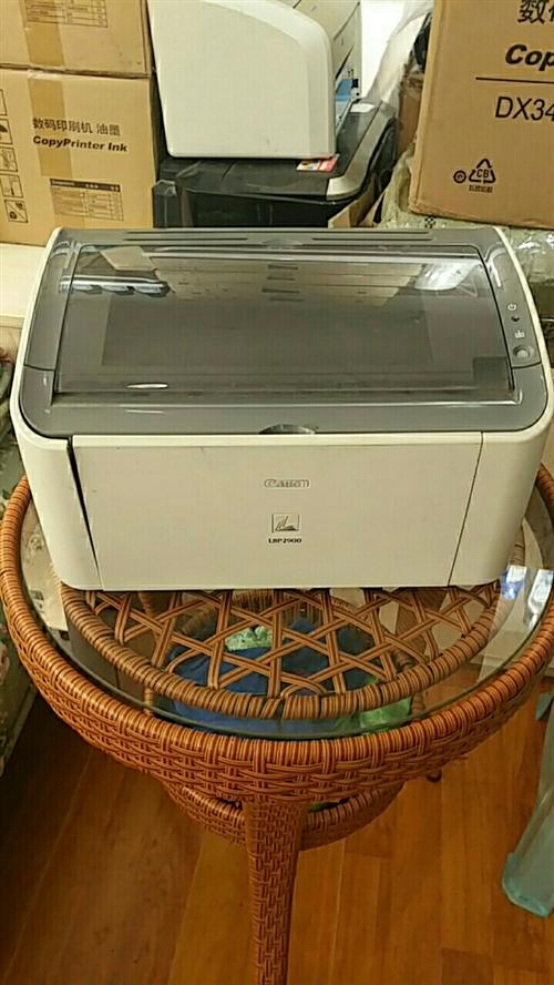 佳能2900.打印机,九成新,卖价350