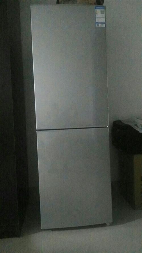 17年四月在京东买的海尔冰箱,,还在质保...