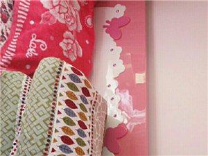 九成新双虎1.5米床,带床垫,床头柜,生...