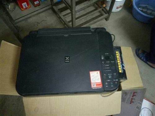 两台复印传真打印机出售一起卖700块不包...