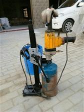 燃气具安装走燃气管道水钻打孔厨柜玻璃开孔