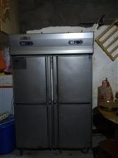 处理一个旧冰柜,用了四年,制冷效果好。500块