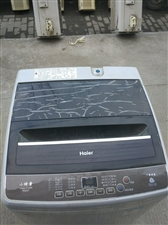 海尔全自动洗衣机九层新  。价格低 有需要的朋友 联系我  南京城区7.5公里免费送货
