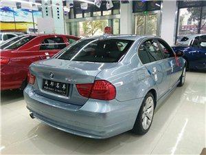 2011年进口宝马320车况精品,杭州一手车