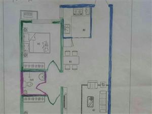 诚铭佳苑2室2厅1卫49万元