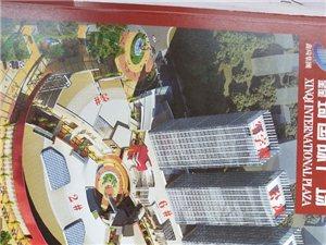 鑫琦国际广场包托管黄金商铺火热出售