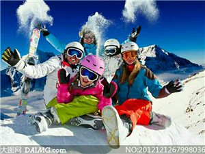 滑雪季??滑雪??开始啦!团队优惠票开抢啦!!!