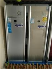 转让一台全新纽恩泰空气能热水器/方形家用机/量子至尊/NERS-FDV1.5/200升。专卖店折后最...