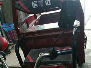 有一信远电动三轮车,9成新,价格面议。刘15909138152
