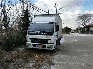 跃进帅虎H500箱式货车,4.2×2.2米,5万公里价格面议