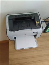 换彩色打印机换下来的,惠普激光打印机1008,8/9成新,诚心要的联系,一中附近