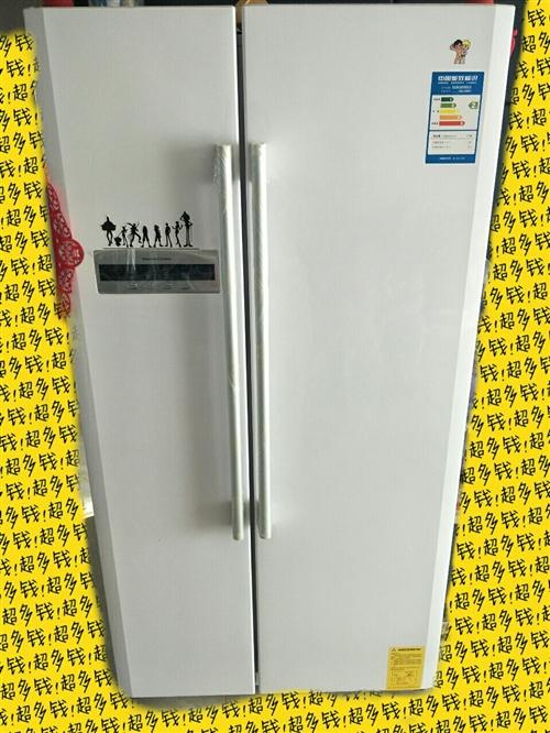 海尔双开门冰箱婚房用闲置转出 海尔双开门冰箱婚房用闲置转出,原价3999买来,现价2000出售,九成...