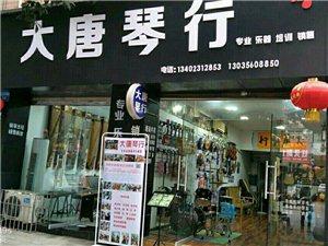 富顺大唐琴行专业乐器销售及培训