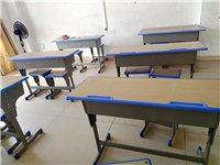 二手辅导班桌椅出售  九成新