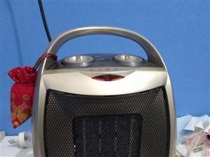 二手暖风机取暖器,原价99元,现50,当场验货 家里都装上空调了,用不着了。特别好用,热得快,不烤...