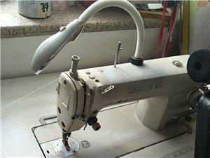 出售电动缝纫机一台850元,可小刀,限本地自提