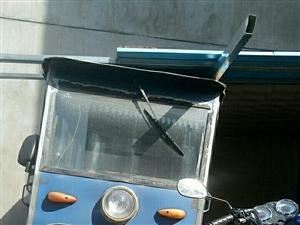 本三轮车闲置,现1980元出售。可以小刀。