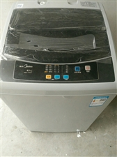正品美的全自动洗衣机6.5公斤,因家里有用的,全新的,没用过。