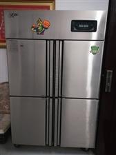 商用冰柜九成新,买的时候3800元 联系电话13839977229