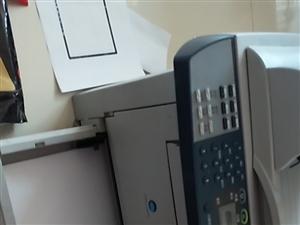 pagepro进口打印机。可复印打印。可制作名片。可传真??。九成新。设备好用。适合澳门太阳城平台办公。适合复...