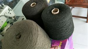 长期求购羊绒尾货软硬回丝落地毛纺纱下角料价格高电话15921128880微信