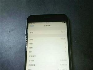 iPhone6 plus 16G 国行95新 太空灰 手机成色好 玩什么都不卡 需要的联系我 爽快的...