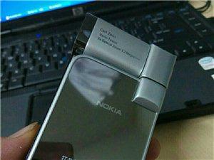 ?个人收藏的机皇诺基亚N93i商务智能摄像手机一部 纯个人收藏的诺基亚n93i,香港买的,平时比较爱...