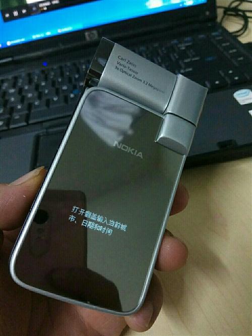 ?個人收藏的機皇諾基亞N93i商務智能攝像手機一部 純個人收藏的諾基亞n93i,香港買的,平時比較愛...