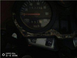 本人有一辆宗申125摩托车,2004年购车,现在才一万多公里,因买了车,所以才转让