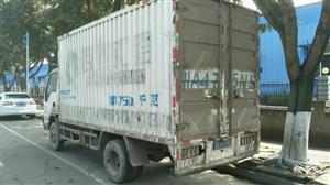 12年大运4.2米箱货,百世快递拉货用,因为业务发展用不上了现在出售
